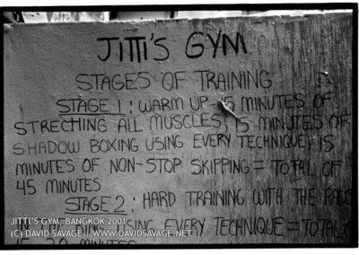 Jitti's Gym 009