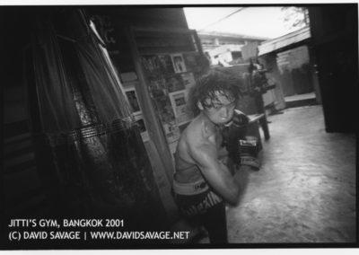 Jitti's Gym 010